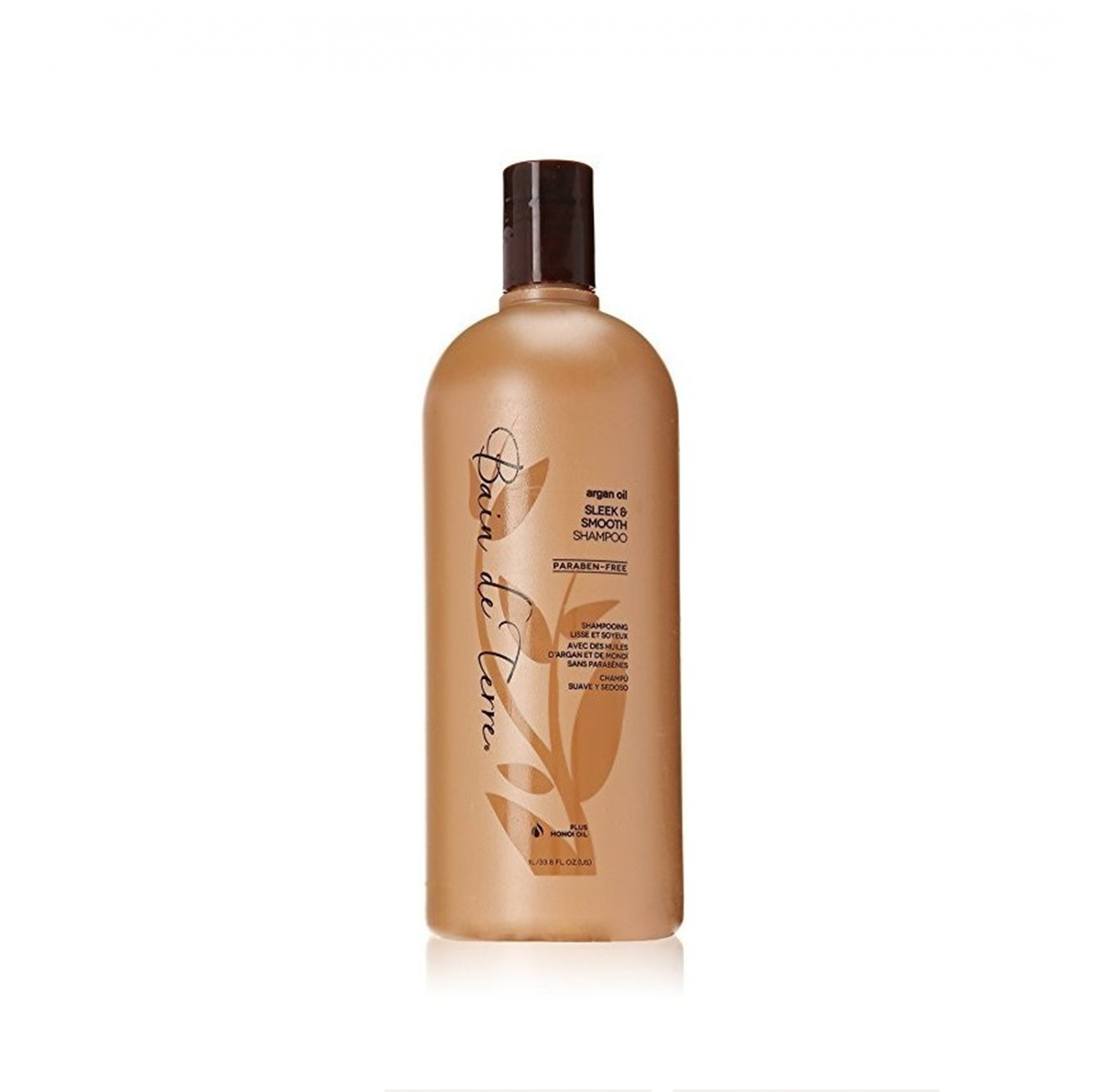 Bain De Terre Argan Oil Sleek & Smooth Shampoo (1000ml) | Gogobli