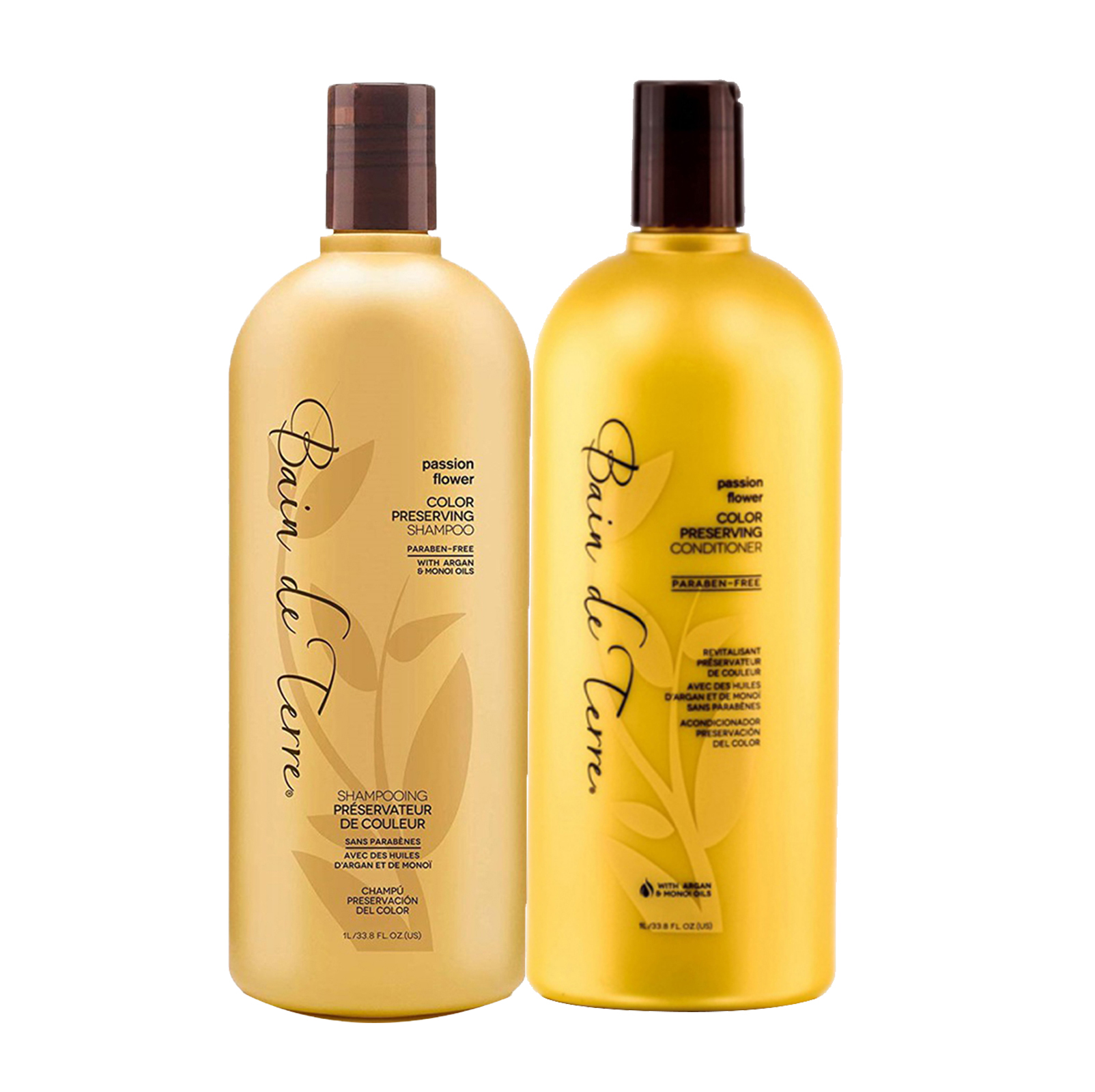 Bain De Terre Coloured Hair Set | Gogobli