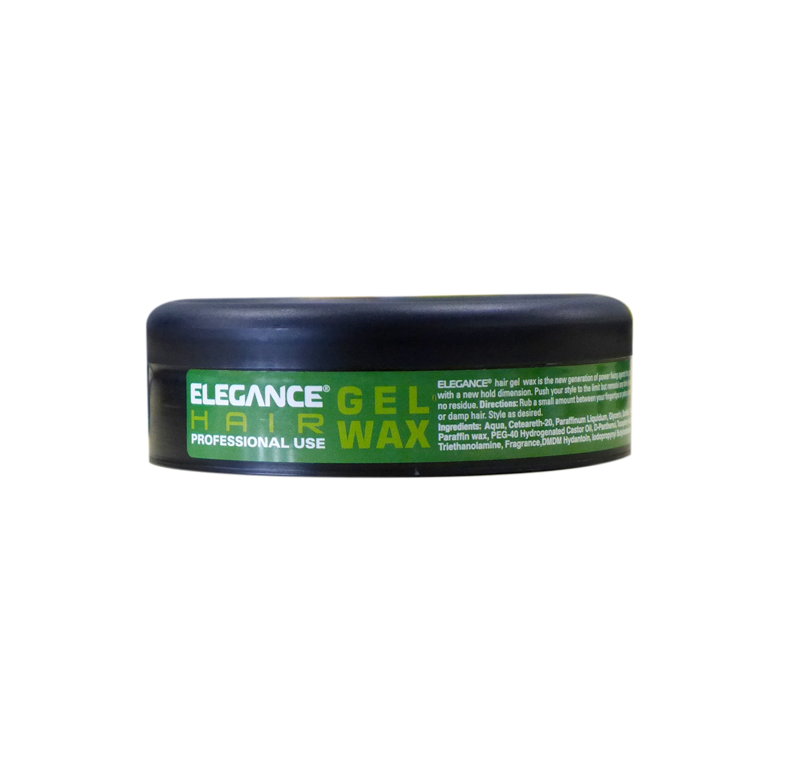 Elegance Gel Wax Collection Military Pomade 140g | Gogobli