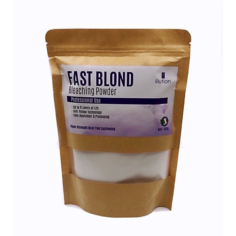 Fast Blond Hair Bleaching Powder 450g | Gogobli
