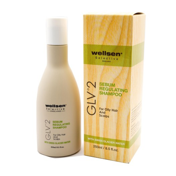 Wellsen Sebum Regulating Shampoo 250ml | Gogobli